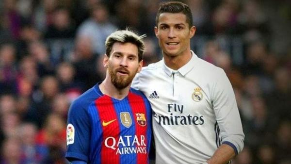 Messi Ronaldu üçün darıxır - Karikatura