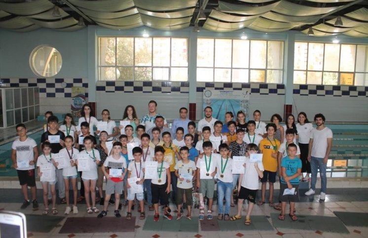 Balaca paralimpiyaçıların uğuru (FOTOLAR)