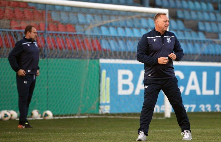 Ponomaryov tapşırdı, futbolçular yerinə yetirdi (FOTOLAR)