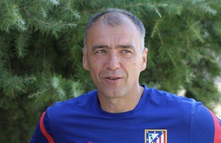 Serb məşqçi