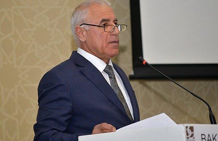 Oqtay Abdullayev: