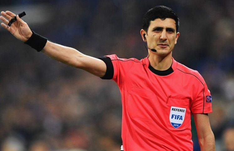 Əliyar Ağayevə UEFA-dan təyinat gəldi
