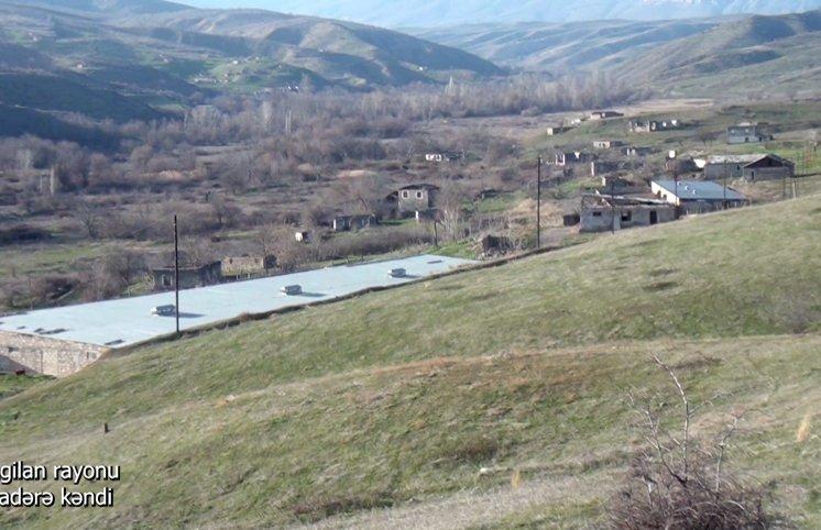 Ağdam, Füzuli, Cəbrayıl və Zəngilanın növbəti kəndlərindən VİDEO