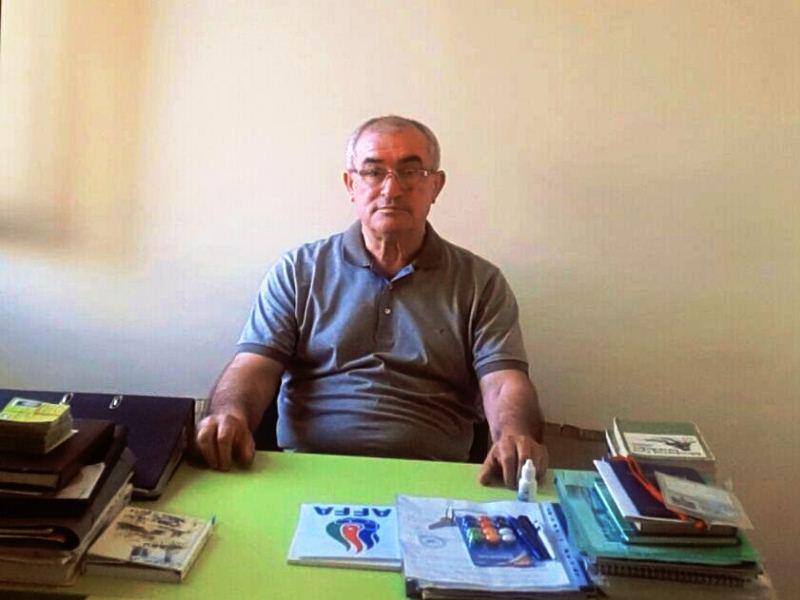 """Nadir Qasımov: """"Futbolun adı gələndə iyrənirəm"""""""