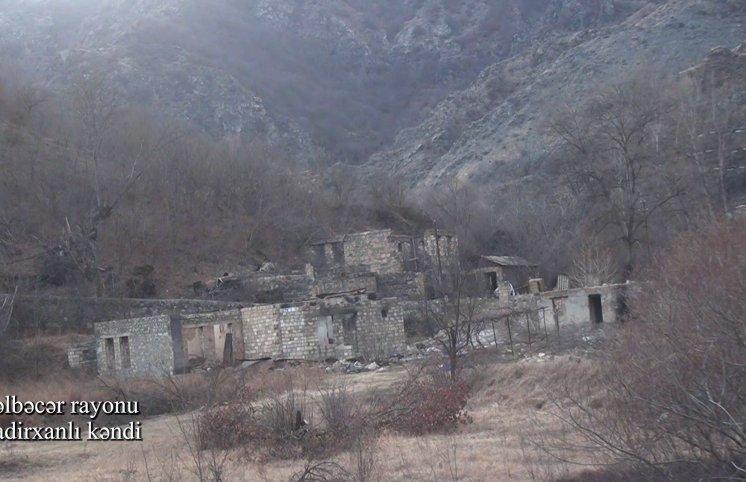 Kəlbəcər və Füzulinin növbəti kəndlərindən - VİDEO